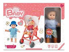 Go-Cart & Doll toys