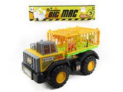 Free Wheel Big Truck with Dinosaur
