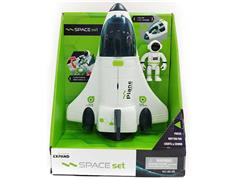 Free Wheel Shuttle W/L_S toys