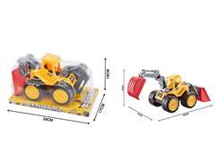 Free Wheel Bulldozer toys