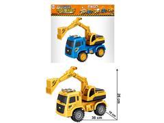 Free Wheel Construction Truck(2X) toys