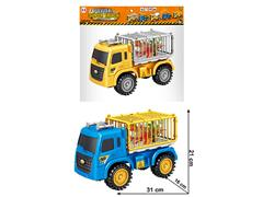 Free Wheel Construction Truck(2C) toys