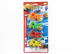 Free Wheel Motorcycle(4in1) toys