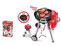 BBQ Car W/L_S toys