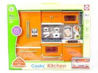 Kitchen Set W/L_S