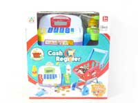 Cash Register W/L & Shopping Car