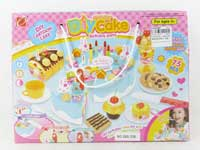 Cake Set W/M
