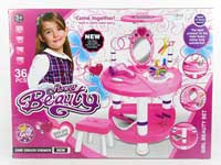 Beauty Collection Delight & Chair