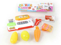 Cash Register Set W/L_M(2C)
