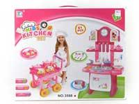 Kitchen Set W/L_M