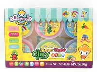 Clay Figure Tool Set(6in1)