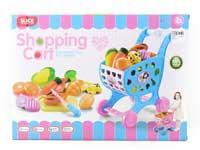 Shopping Car & Food Set(2C)