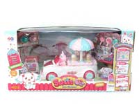 Ice Cream Car Set