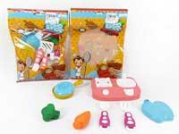 Kitchen Set(2S), cooking toy set