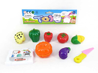 Vegetable Set toys