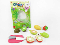 Cut Fruit & Vegetable(6S) toys