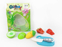 Cut Fruit & Vegetable(8S) toys
