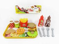 Hamburger Set toys