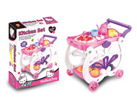 Cooking Set Go-cart toys