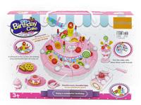 Cake Set(2C) toys