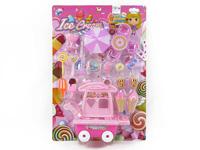 Ice Cream Car Set