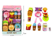 Food Convenience Store toys