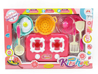 Kitchen Set W/L_M toys