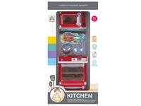 Kitchen Set W/L_M toys