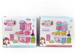 Kitchen Set(2C) toys