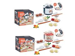 Rice Cooker Set W/S