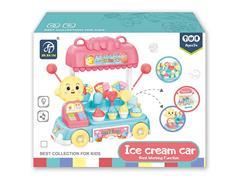 Ice Cream Cart W/L_M