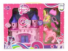Castle Toys Set W/L_M