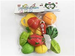 Cut Fruit & Vegetable toys