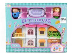 Villa Set(2C) toys