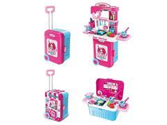 3in1 Kitchen Set W/L_S toys