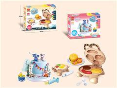 Clay Figure Tool Set(2S4C) toys