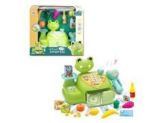 Cash Register Set W/L_M toys