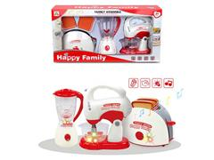 Electric Bread Machine & Juice Machine & Blender toys