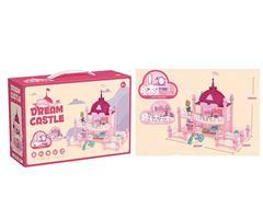 Castle Toys Set W/L_M toys