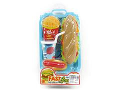 Western Hot Dog Set toys