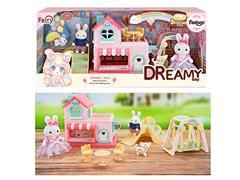 Villa Set toys