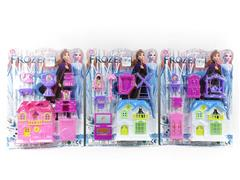 Furniture Set & Villa(3S) toys