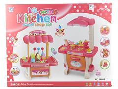 Ice Cream Supermarket & Water Table W/L_S