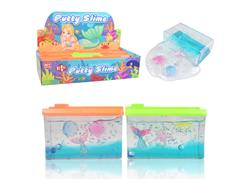 Crystal Mud(12in1) toys