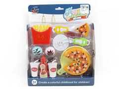 Pizza Set(2C) toys