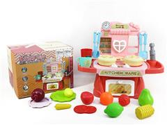 Water Kitchen Set(2C) toys
