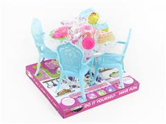Dining Table And Chair Set toys
