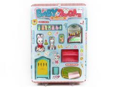 Baby Room Set toys