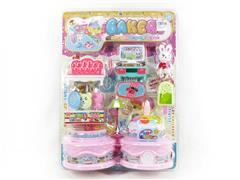 Cake House toys