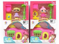 Villa Set(2S) toys